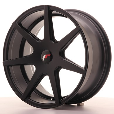 Jante Japan Racing JR20 18x8,5 ET25-40 BLANK Matt Black