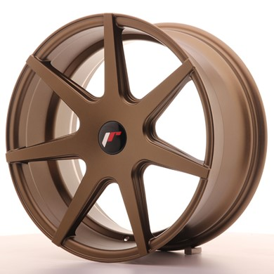 Jante Japan Racing JR20 18x8,5 ET25-40 BLANK Matt Bronze
