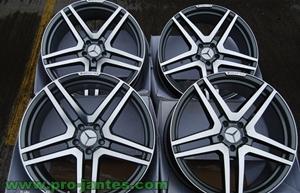 Pack Jantes Mercedes 20 Pouces Ml W164 Boutique Www Projantes Com